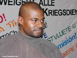 Andre' Shepherd the new American hero has courage to resist to kill