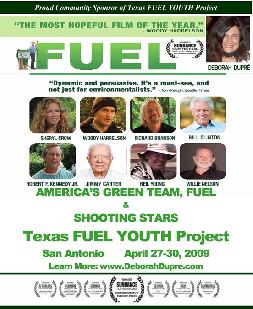 Texas Fuel Youth Project in San Antonio, TX April 27-30, 2009